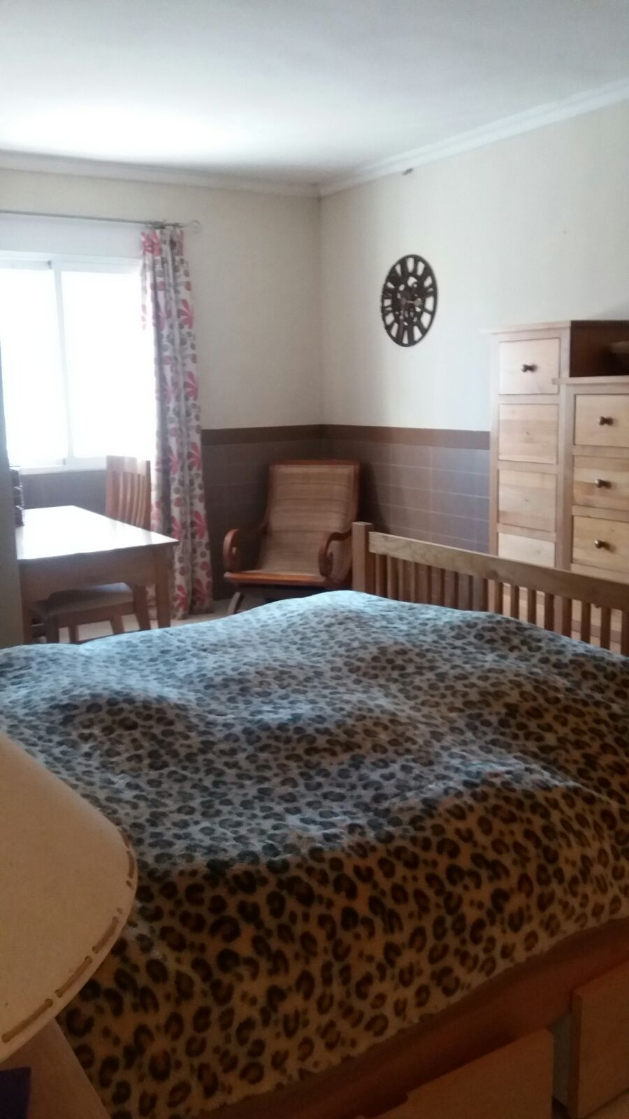 Villa Two Master Bedroom View To Orchard Traditional Spanish Farmhouse Property For Sale Costa Blanca Spain